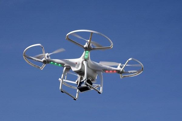 el uso del Dron dentro de la industria eólica