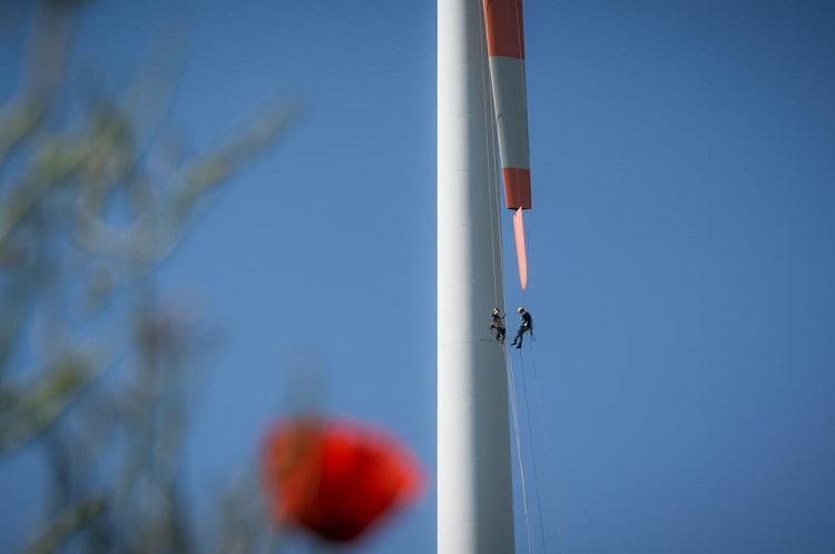 seguridad-altura-aerogenerador