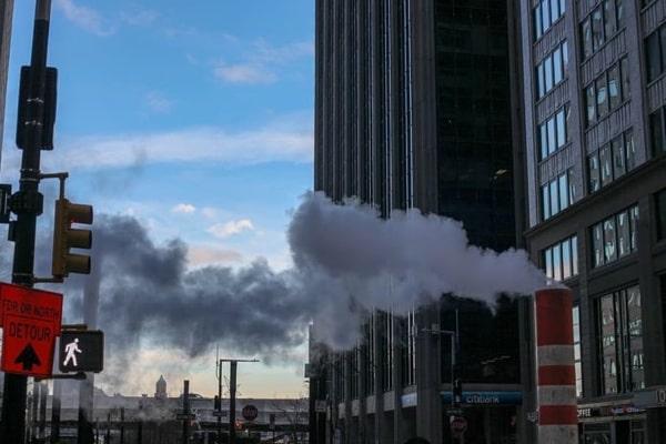 gases que dañan el medio ambiente